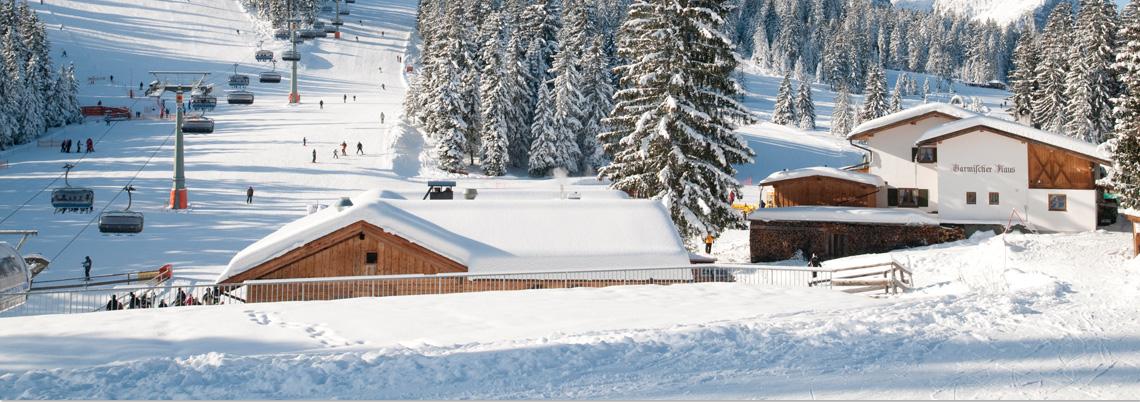 Skifahren beim Schweitzer Team
